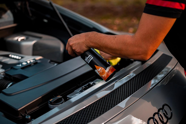 Optimum Carlove Pflegemittel für Ihr Auto